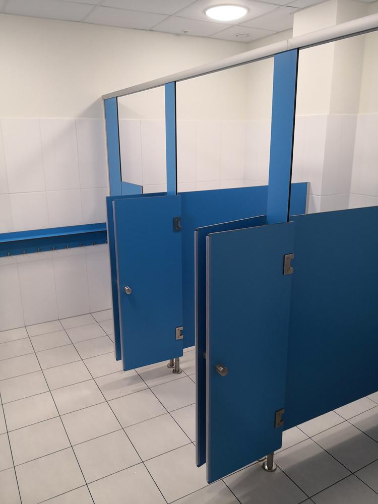 kabiny przedszkolne