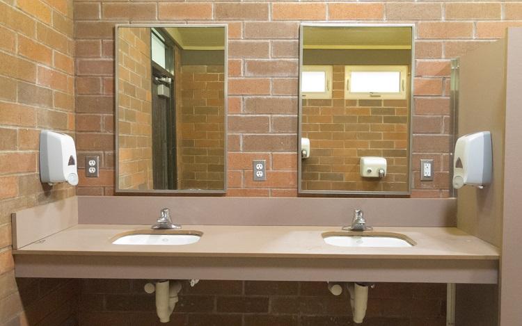łazienka publiczna