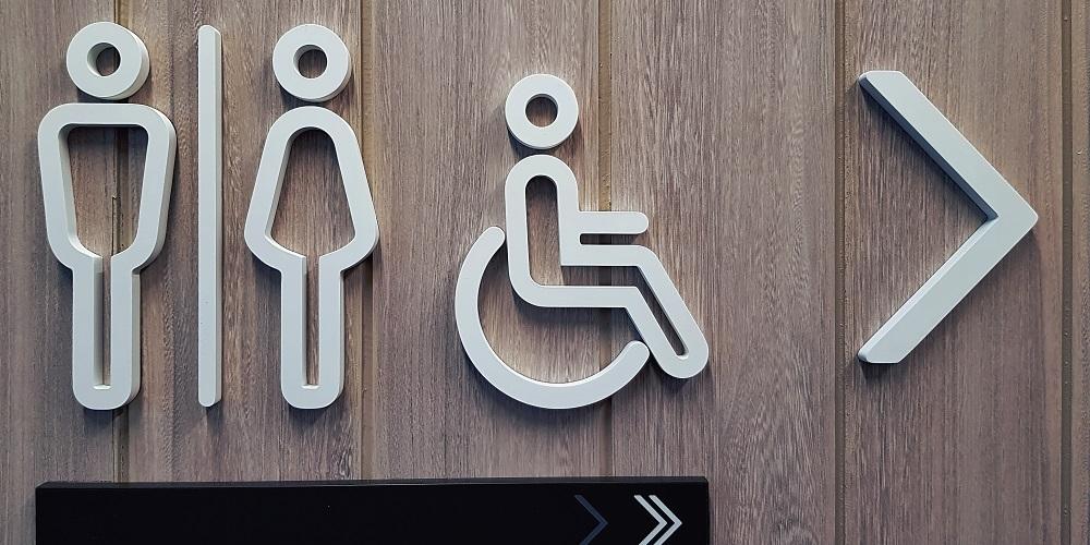 toalety w pracy